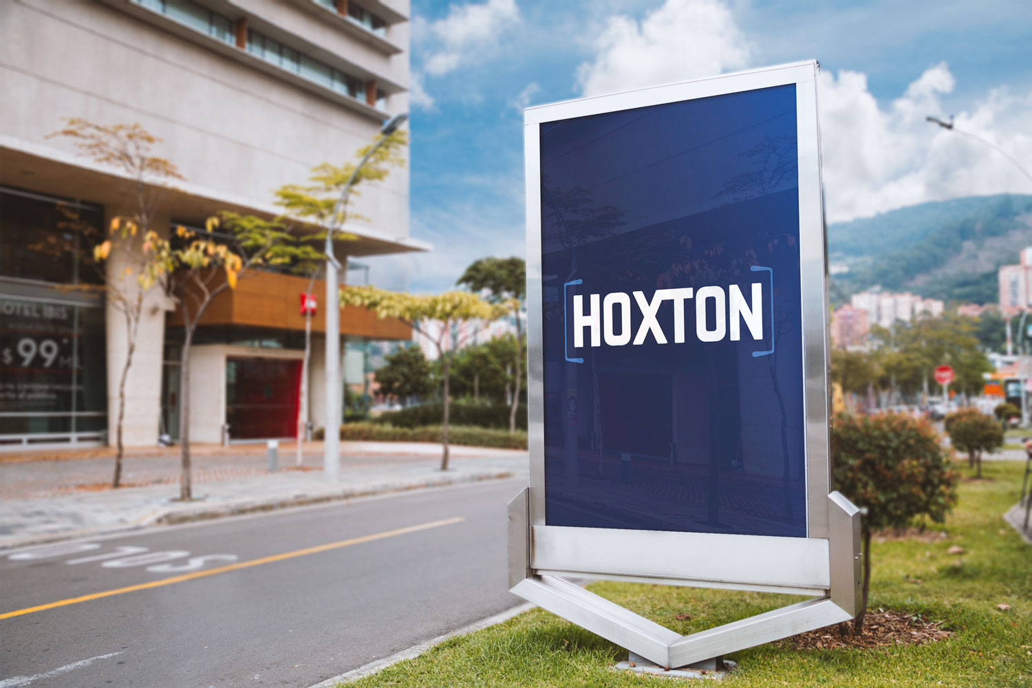 Hoxton Digital Signage